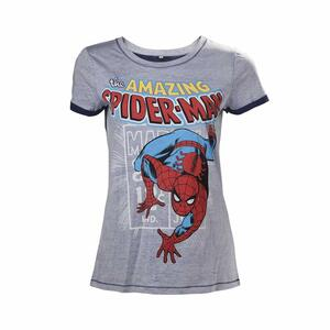 T-shirt donna Marvel. The Amazing Spiderman