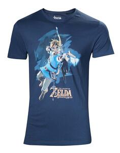 T-Shirt Zelda Breath Of The Wild