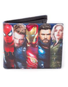 Portafoglio. Marvel Infinity War Bifold Multicolor