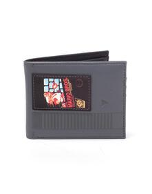 Portafoglio Nintendo. Cartridge Bifold Grey