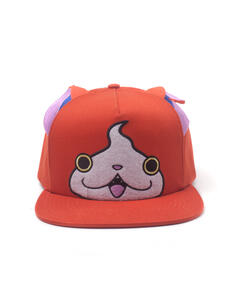 Cappellino Yo Kai Watch. Jibanyan Yo Kai Watch Snapback Orange