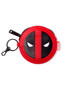 Deadpool Coin Purse Face