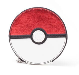 Portafoglio Pokemon. Pokeball Coin Purse Hinged Multicolor