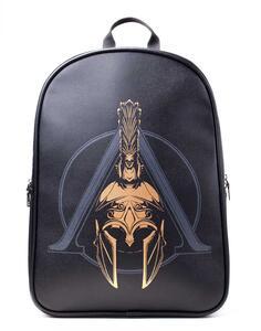 Assassin'S Creed Odyssey. Premium Odyssey Logo Backpack Backpacks U Black