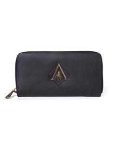 Assassin'S Creed Odyssey. Odyssey Logo Premium Ladies Wallet Wallets Zip Around F Multicolor