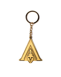 Assassin'S Creed Odyssey - Odyssey Logo Metal Keychain Metal Keychains U Copper