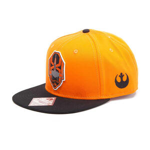 Cappellino Star Wars The Force Awakens. X-Wing Resistence Snapback