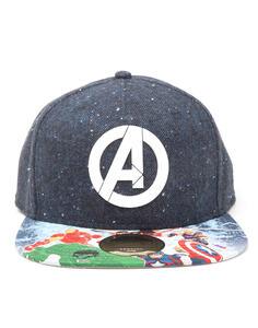 Cappellino Marvel. Avengers Assemble Logo Snapback