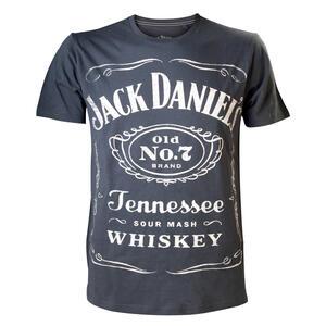 T-Shirt unisex Jack Daniel's. Reversible Printed