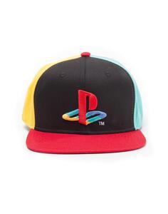 Cappellino Playstation. Snapback With Original Logo Multicolor