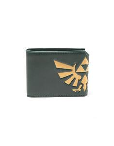 Portafoglio Zelda. Hyrule Crest Fold Over Wallet