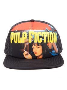 Cappello Miramax. Pulp Fiction Mrs Mia Wallace Trucker Multicolor