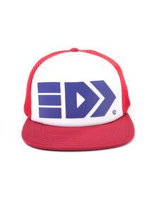 Cappellino Nintendo. Splatoon Takoroka Mesh Trucker Snapback Red