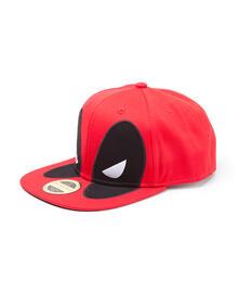 Cappellino Deadpool. Snapback Red
