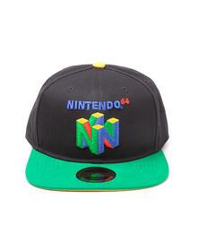 Cappelino Nintendo. N64 Logo