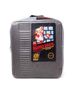 Zaino Nintendo. Nes Cartridge 3D Shaped Backpack