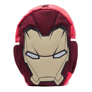 Cartoleria Zaino Marvel Comics. Iron Man Mask Bioworld