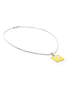 Nintendo. Question Mark Box Necklace Pendant Necklaces U Multicolor