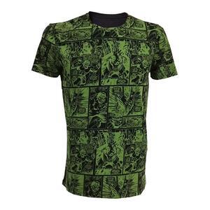 T-Shirt unisex Marvel. Green Hulk