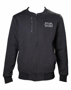 Giacca Reversibile Unisex Star Wars. Twill