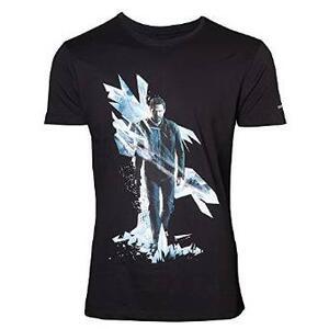 T-Shirt Unisex Quantum Break. Box Art