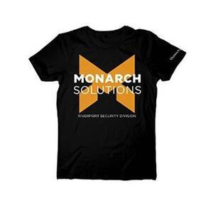 T-Shirt unisex Quantum Break. Monarch Solutions