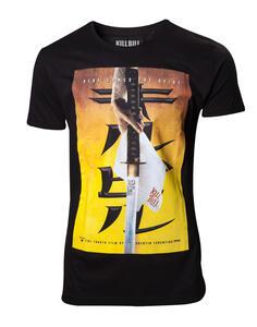 T-Shirt Unisex Kill Bill. Here Comes The Bride