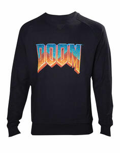 Felpa Unisex Doom. Men's 2 Tone Sweater