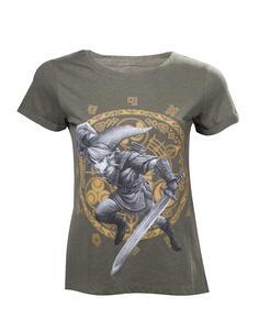 T-Shirt Donna Tg. XL Nintendo. Zelda Women'S T-Shirt