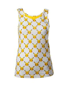 Vestito Donna Tg. XL Pokemon. Allover Print Multicolor