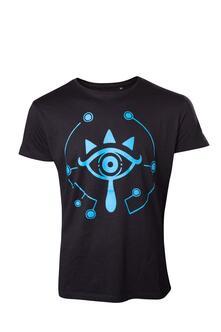 T-Shirt Unisex Zelda Breath Of The Wild. Zelda Breath Of The Wild
