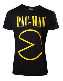 T-Shirt Unisex Pac-Man. Band Inspired