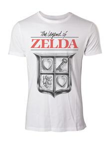 Legend Of Zelda (The). Men'S T-Shirt. L Short Sleeved T-Shirts M Black