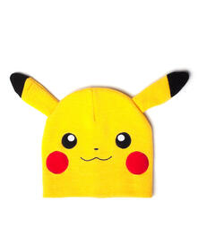 Berretto Pokemon. Pikachu Yellow