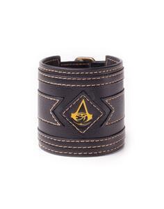 Braccialetto Assassin'S Creed Origins. Crest Black