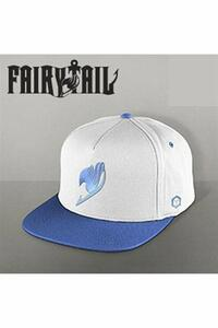 Cappellino Fairy Tail. Lucy White/Blue