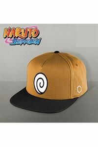 Cappellino Naruto. Naruto Orange/Black