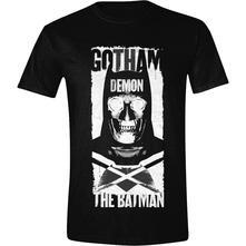 T-Shirt unisex Batman v Superman. Gotham Demon Poster