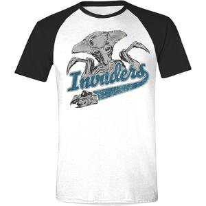 T-Shirt unisex Independance Day. Invaders-Black