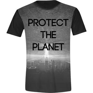 T-Shirt unisex Independance Day. Protect the Planet
