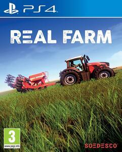 Real Farm Sim - PS4 - 2