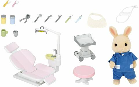 Set Dentista + 1 Personaggio - 9