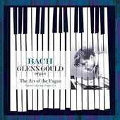 Vinile Art of the Fugue Johann Sebastian Bach Glenn Gould