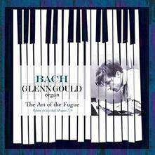 L'arte della fuga (The Art of the Fugue) - Vinile LP di Johann Sebastian Bach,Glenn Gould