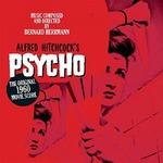 Cover CD Colonna sonora Psycho