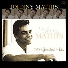 33 Greatest Hits - Vinile LP di Johnny Mathis