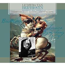 Symphony No.3 Eroica - Vinile LP di Ludwig van Beethoven