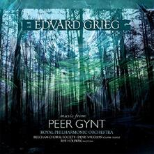 Music From Peer Gynt - Vinile LP di Edvard Grieg