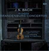 Vinile Concerti Brandeburghesi Johann Sebastian Bach Otto Klemperer Philharmonia Orchestra