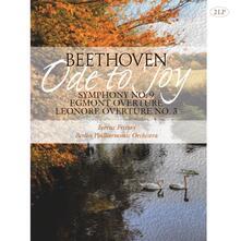 Sinfonia n.9 - Vinile LP di Ludwig van Beethoven